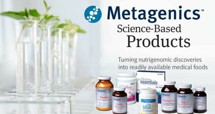 Metagentics Natural Vitamins and Minerals NYC
