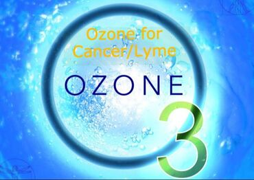 Ozone Therapy NYC: Ozone for Cancer, Lyme, Immune Disorders